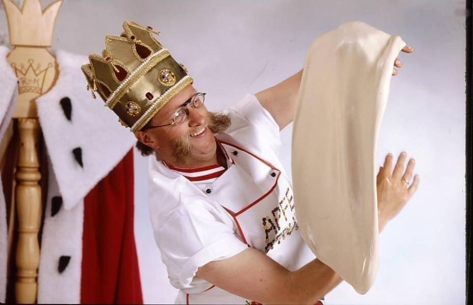 Strudelkönig Roman der 1.